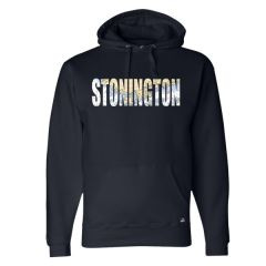 Chart Hoodie with Stonington