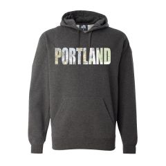Chart Hoodie with Portland