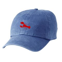 Baseball Cap-1 Lobster