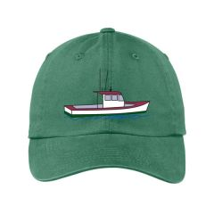 Baseball Cap-Lobster Boat